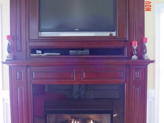 custom-built-mantle