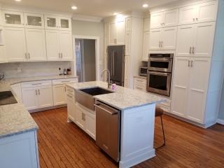 20170712_152044 New Cabinets, Appliances, Floors & Lighting