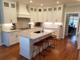 20170712_152233 New Cabinets, Floors & Lighting