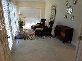 20170712_152259 New Floor in Sunroom
