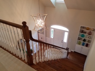 20170712_153724 New Handrail & Stair Finishing